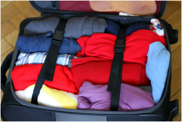 Packing for your adventure (creative commons)