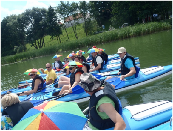 Kayaking (creative commons)