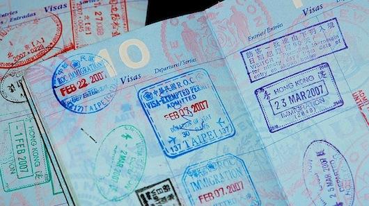 Passport shot