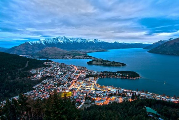 Queenstown by Law Murray (Creative Commons)