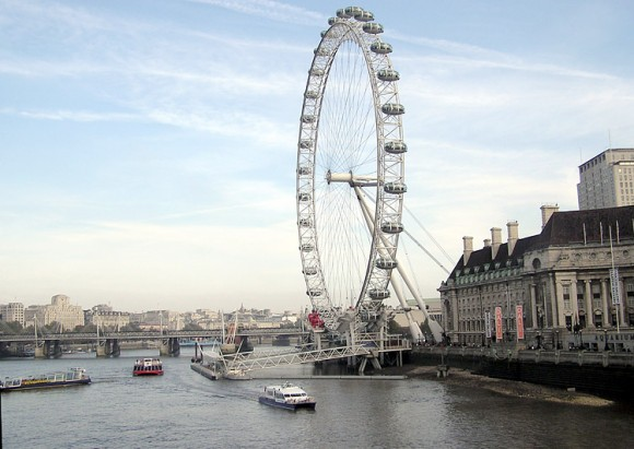 South Bank, London by Arpingstone (Creative Commons)