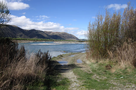 Waitaki River by brownsdj (Creative Commons)