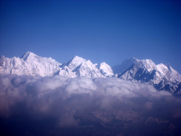 The Himalayas (creative commons)