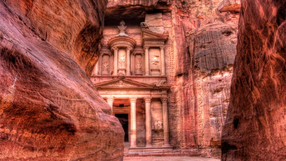 Al Kazneh, Petra (Creative Commons)