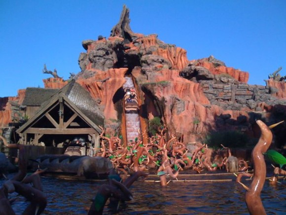 Splash Mountain pic- Photo, www.Disneyworld.com