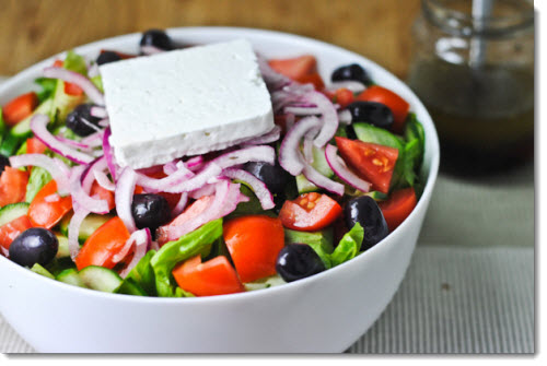 Greek Salad (Creative Commons)