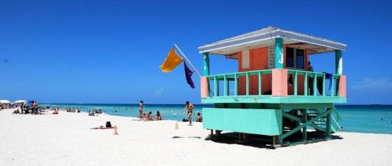 Miami Beach by (le)doo (creative commons)
