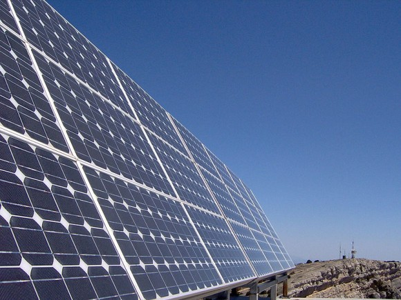 Solar Panels (Creative Commons)