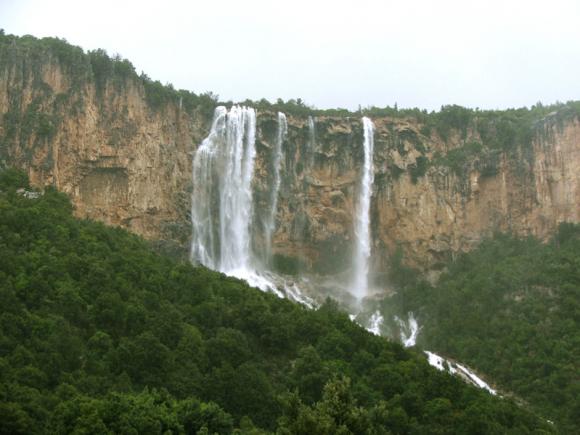 Cascata delle Marmore in Italy