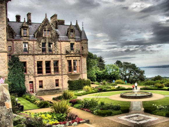 Belfast Castle (Creative Commons)