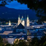A romantic stay in Salzburg / Austria