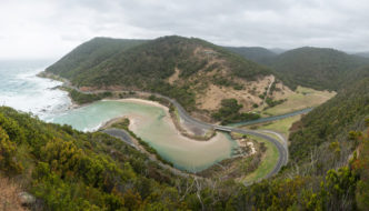 Driving The Great Ocean Road