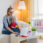3 Tips for Making the Transition from a Working Mom to SAHM
