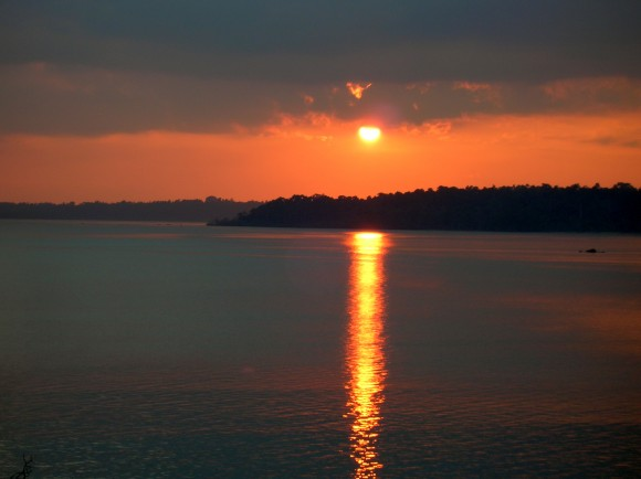 The Andaman Islands at Sunset (creative commons)