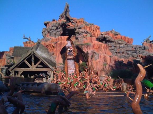Splash Mountain pic- Photo, www.Disneyworld.com