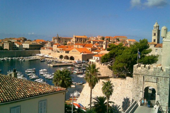 Picture of Dubrovnik Old City in Croatia Photo by Greenweasel, Creative Commons