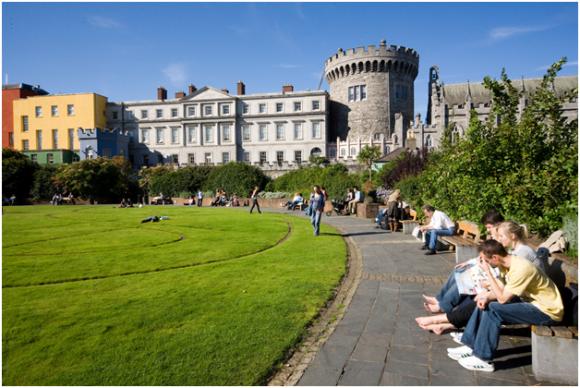 Dublin Castle (creative commons)