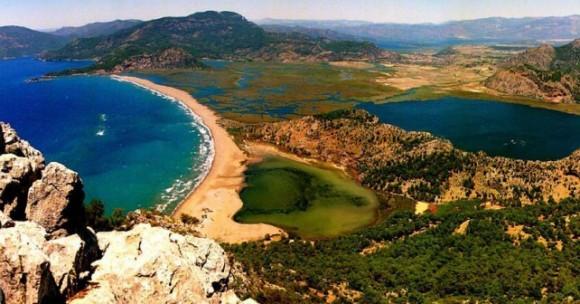 Iztuzu Beach, Turkey (Creative Commons)