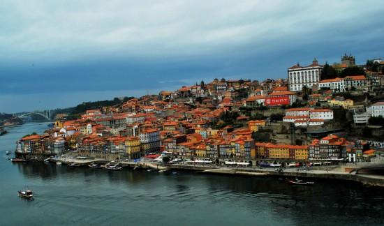 Porto City, Portugal by abhijeetrane (Creative Commons)