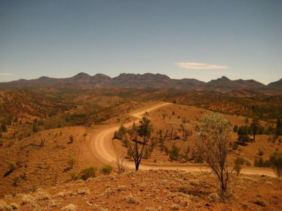 Flinders Rangers (creative commons)
